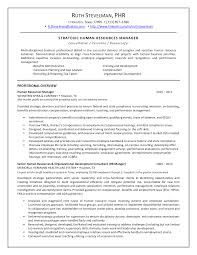 Phr Resume Sample Resume Career Resources Xpertresumes Com