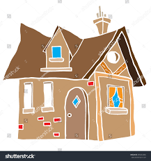 cute little house cartoon stock illustration 405024466 shutterstock