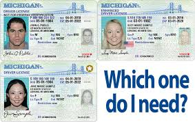 Michigan Do You Need A Passport To Travel In The Us images Which one do i need standard enhanced real id compliant jpg