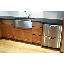 bowl kitchen sink for 30 inch cabinet 30 inch stainless steel single bowl flat front farm apron kitchen sink