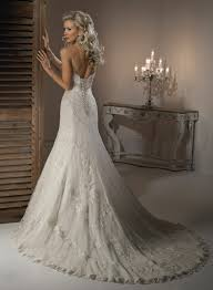 wedding dress lace wedding dresses backless the wonderful lace