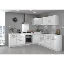 meuble cuisine angle meuble angle cuisine blanc achat vente pas cher