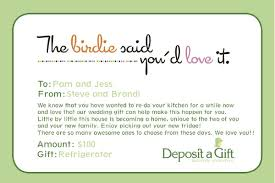 wedding gift thank you notes friendship thank you note for sympathy card and money with thank