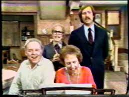 the all in the family cast salutes the family viewing hour 1975