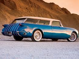 1953 corvette wagon chevy corvette nomad automotive general motors