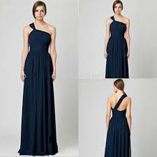 dark navy blue bridesmaid dresses image collections braidsmaid