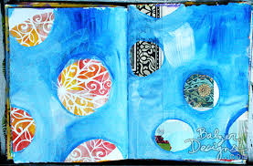balzer designs art journal every day how i start