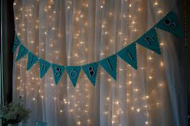 wedding backdrop using pvc pipe bridal shower bling white string lights bridal showers and