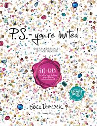 p s you u0027re invited book by erica domesek official