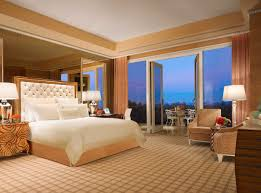 wynn las vegas offers luxury duplexes and villas for the first time