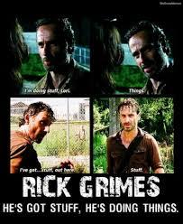 Rick Meme - rick grimes stuff weknowmemes