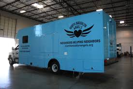 long island soup kitchen agi u0027s mobile soup kitchen helping the community in brooklyn new