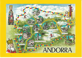 Andorra Map The Pstcrd Blog October 2015