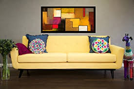 upholstered living room furniture amazon com tov furniture the james collection mid century modern