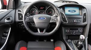 ford focus st 3 ford focus st diesel 2015 review by car magazine