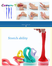 aliexpress com buy 20g box light clay color slime diy modeling