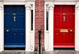 Exterior Door Color 7 Front Door Colors What They Say About You The Home Depot