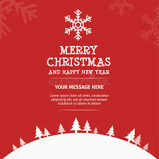merry card design stock vector illustration of merry