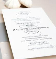 Wedding Invitations Long Island Gold Pink And Grey Monogram Wedding Invitations By Sincerely