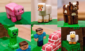 minecraft yummy pixels