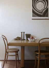 Bentwood Dining Chair Bentwood Dining Chairs Five Ways Apartment Therapy