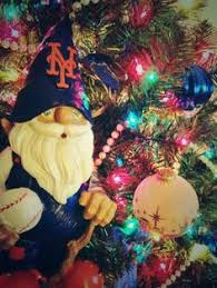 mets snowman with scarf ny mets giants ornaments