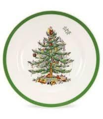 spode christmas tree dinnerware collection dillards