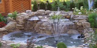 Backyard Ponds And Fountains Garden Pond Fountain Best Design 2018 55designs