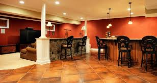 flooring ideas creating the lovely accent through basement