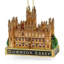 downton 3 5 resin castle ornament shop pbs org