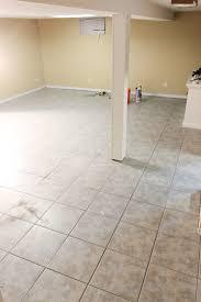 New Basement Floor - new basement flooring shades of blue interiors