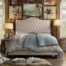 Studded Bed Frame Upholstered Beds You Ll