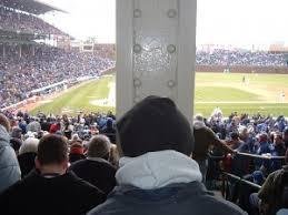 Wrigley Field Bathroom Picking Your Seat U2013 World Series Dreaming
