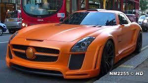 mercedes amg orange matte orange fab design mercedes sls amg lovely sound