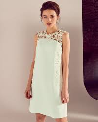 occassion dresses applique lace tunic dress light green occasion dresses ted