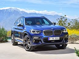 2017 bmw x3 vs 2018 the new 2018 bmw x3 suv is ready to battle audi and mercedes