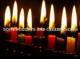 Holidays And Celebrations Judaism And Christianity By Caroline Slay