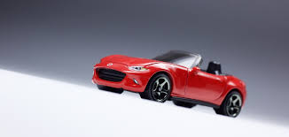 brand mazda matchbox goes detail crazy with the brand new 2015 mazda mx 5