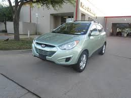 2011 hyundai tucson limited for sale hyundai tucson limited pzev front wheel drive for sale used