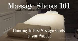 Choosing Bed Sheets by Massage Table Sheet Sets 101 Massage U0026 Bloggywork