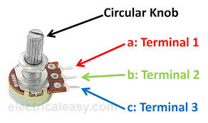 difference between potentiometer and rheostat electricaleasy com