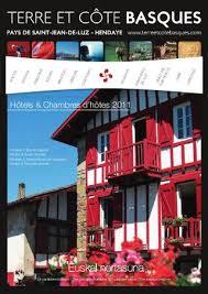 chambre d hote st sur nivelle chambre d hôtes 2011 2012 terre côte basque by brecq benoit issuu