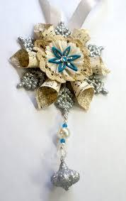 diy vintage paper snowflake ornament ornaments