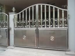 Metal Door Designs Amazing Decoration Steel Gate Designs Interesting Collection Steel