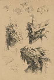 dragons paolo puggioni u2013 concept art u0026 illustration