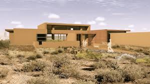 frank lloyd wright inspired homes going up in cave creek