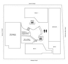 la salle cus map contact lasalle