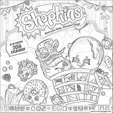 shopkins calendar 2016 coloring pages printable