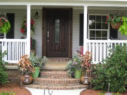 Side Porch Designs Mesmerizing 20 Appealing How To Design A Front Porch Design Ideas