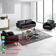 Office Sofa Furniture 2017 China Metal Frame Pu Leatheroffice Furniture Sofa 1 1 3